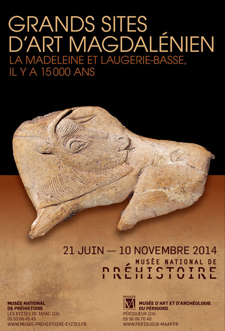 Grands sites d'art magdalénien