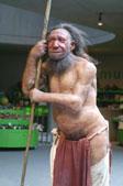 Musèu de Neandertal a Mettmann en Alemanha